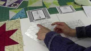 Tucker Trimmer Quilt Rulers