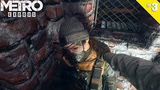Metro Exodus - Ep 3 - Sauvée des goules - Let's Play FR HD