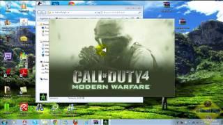 Como Resolver Problemas (d3dx9_34.dll e UBYTE4N) de Call Of Duty 4 MODERN WARFARE