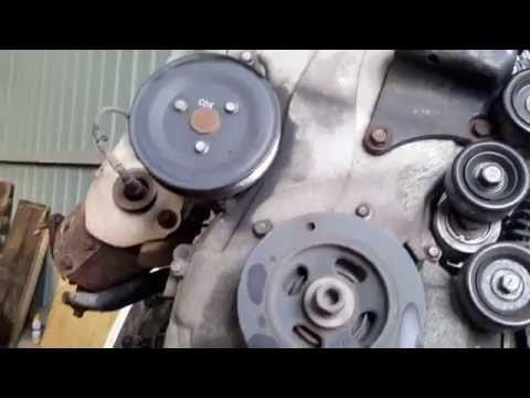 Фото к видео: Двигатель G4KC 2.4 Sonata NF