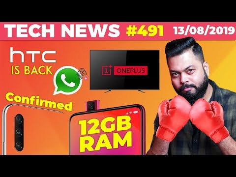 12GB RAM K20 Variant?, Mi A3 Date Confirmed, HTC India Exclusive Phone, OnePlus TV Launch - TTN#491