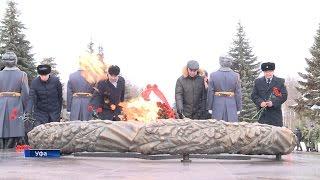 В Уфе отметили День защитника Отечества
