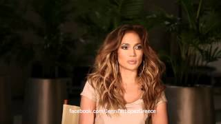 Дженнифер Лопес, Jennifer Lopez Interview in Hong Kong 28/11/12