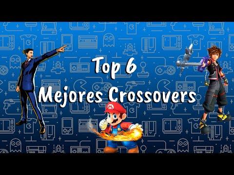 Top 6 Mejores Crossovers En Los Videojuegos - YouTube