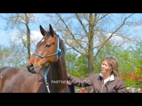 """Liesbeth Jorna verzorgt dressuurclinics in Paardencentrum: """"Een blij en gezond paard"""""""