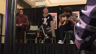 The Other Side by Tonight Alive, Hanover, MA, 01/15/18