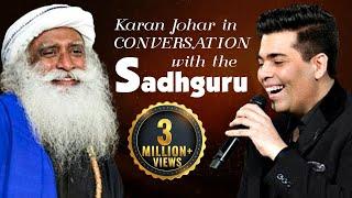 Karan Johar In Conversation with Sadhguru | Spiritual Life