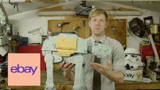 eBay | Colin Furze Builds The Ultimate Star Wars Surprise