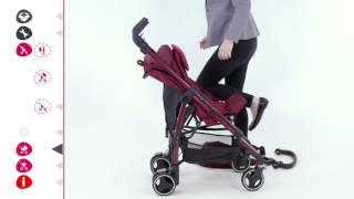 Maxi-Cosi | How to use your Maxi-Cosi Dana stroller