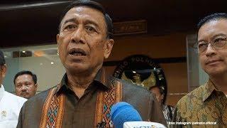 Wiranto Tanggapi Foto Keluarganya yang Viral saat Pemakaman Sang Cucu