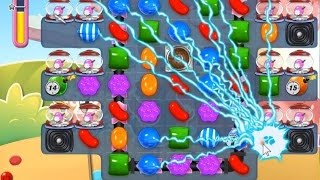 Candy Crush Saga Level 1652 ★★★ NO BOOSTER