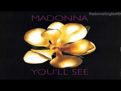 Madonna - You'll See (Instrumental)