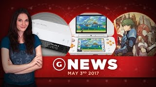 Fire Emblem's $45 DLC Pass Detailed; Nintendo Talk 2DS XL Reveal! - GS Daily News