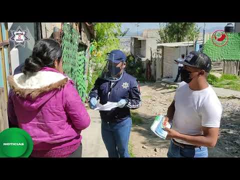 IMPULSAN #ESTRATEGIAS PARA MEJORAR LA #SEGURIDAD EN #CHIMALHUACÁN