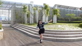 えぴバタフライ・グラフィティ踊ってみた버터플라이그래피티춤춰보았다