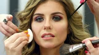 Укладка, макияж, маникюр одновременно в 6 рук! WOW эффект за 30 минут.