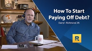 How To Start Paying Off Debt?