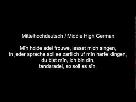 Who is Bodo Wartke? | I wish to be a polyglot!