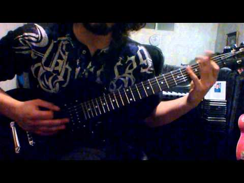 Dying Fetus - Your Treachery Will Die With You (Guitar Cover)