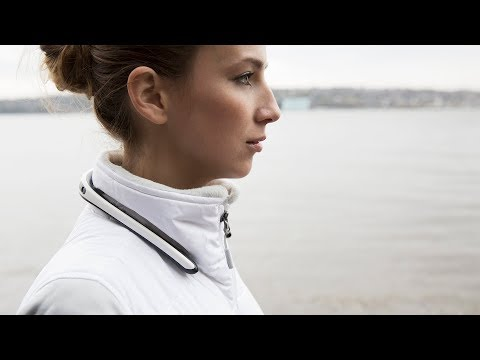 FITT360- The First 360 Neckband Wearable Camera-GadgetAny