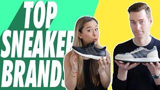6 Best Mens Sneaker/Trainer Brands In 2020 | Ashley Weston | Dorian