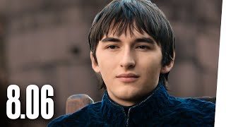 GAME OF THRONES: Der Eiserne Thron / Analyse & Besprechung / Staffel 8 Episode 6