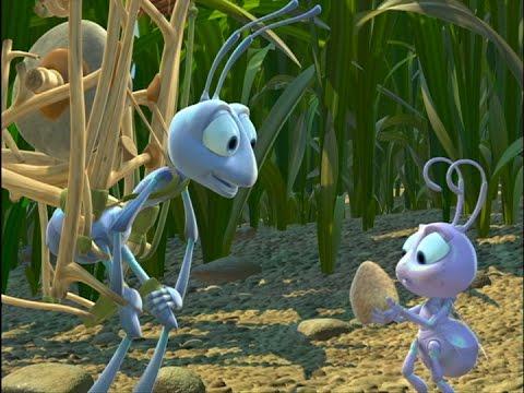 Pixar Perfect #11 - A Bug's Life Review