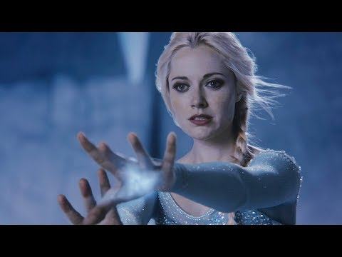 Elsa - All Scenes Powers | Once Upon A Time (видео)