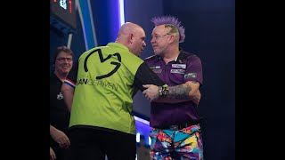 "Michael van Gerwen on opening Summer Series win: ""Peter Wright isn't my biggest threat"""