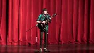 No Buses (Arctic Monkeys Cover) - Jimmy Hooper BCA Cabaret 2012
