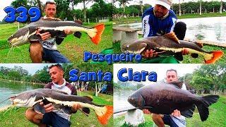 Programa Fishingtur na TV 339 - Pesqueiro Santa Clara