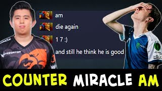 How to COUNTER Miracle Anti-Mage by Tims — no Battle Fury WHOLE GAME
