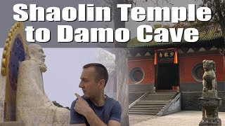 preview picture of video 'Shaolin Temple to Damo Cave   Doug Swift Loves Kung Fu'