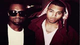 Kanye West Way Too Cold Remix Feat. Chris Brown