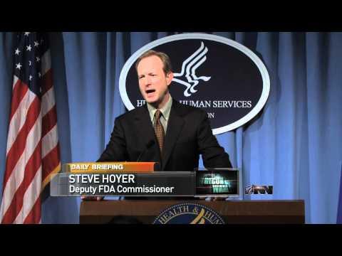 Úryvek vyjádření FDA