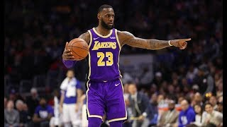 LA Lakers Vs Philadelphia 76ers   Full Game Highlights February 10 2019 NBA