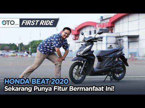 Honda Beat 2020 | First Ride | Lebih Bertenaga dan Lebih Irit | OTO.com