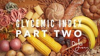 Glycemic Index  Part 2