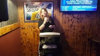 Trouble Me - 10,000 Maniacs - karaoke - rtp