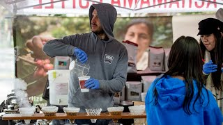 See How Vendors At The Davis Farmers Market Are Adjusting To The Coronavirus Pandemic