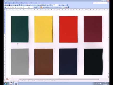 8-и цветовой тест М. Люшера