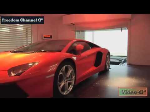 Incubo parcheggio? A Singapore garage in salotto