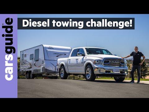 Ram 1500 2020 review: Laramie diesel tow test