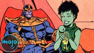Top 10 Nicest Things Thanos Has Ever Done - dooclip.me