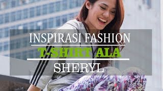 Suka Tampil Pakai Kaus? 5 Gaya Sheryl Sheinafia dengan T-shirt Ini Bisa Jadi Inspirasimu, Girls!