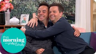Ant and Dec Address Tiger King's Carole Baskin I'm A Celeb Rumour | This Morning