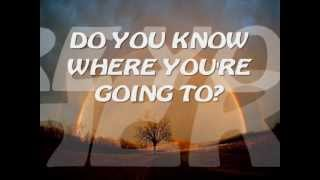 DO YOU KNOW WHERE YOU'RE GOING TO - Jennifer Lopez (Lyrics)