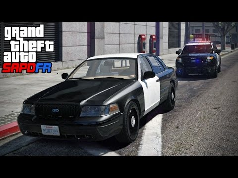 GTA SAPDFR - DOJ 62 - Assisting The Police (Criminal)