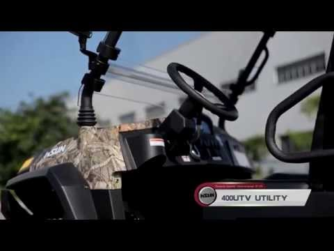2018 Hisun Forge 400I in Jacksonville, Florida - Video 1
