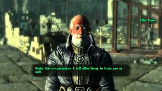 Fallout 3 Let's Play Part 53 The Citadel and Power Armor Training